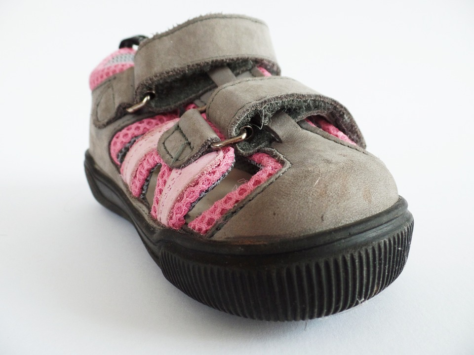 dětská bota