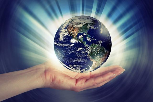 svět v dlani