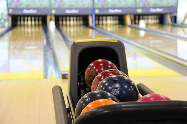 Bowling, kuželky
