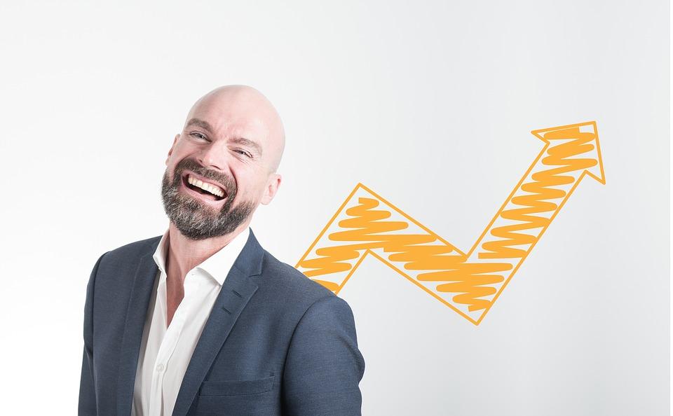 vzestup podnikatele